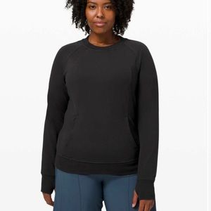 Lululemon crew neck sweater